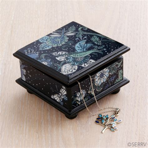 boxes banks floral hummingbird box