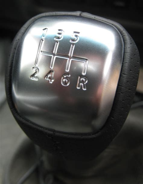 Manual Gear Knob by Interior