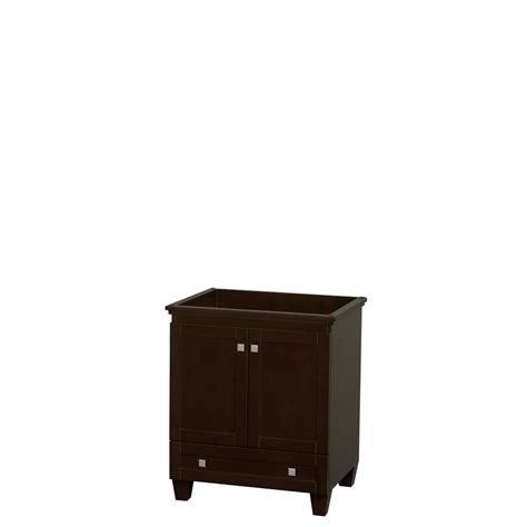 30 inch single sink bathroom vanity wyndham collection wcv800030sescxsxxmxx acclaim 30 inch