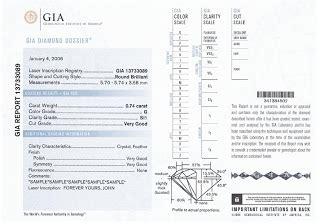 berlian eropa sertifikat 0 40 cts sertifikat berlian terbaru 2015ascaca