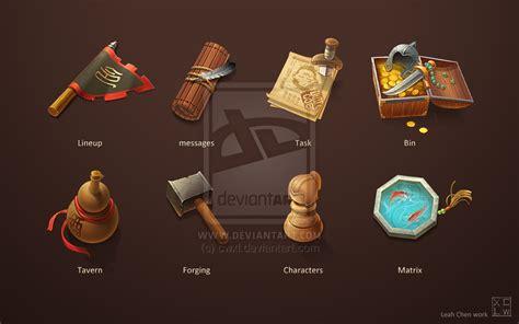 design icon game game icon design by cwxl on deviantart
