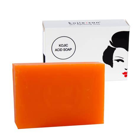 Kojie San Whitening Soap 135gr kojie san skin lightening kojic acid soap 65g