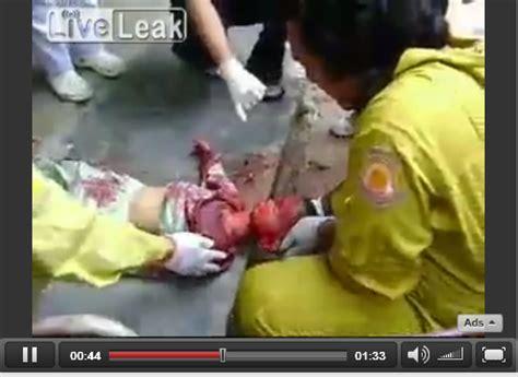 Thailand Muslims Behead A 9 Year Old Boy Warning | thrill america thailand muslims behead a 9 year old boy