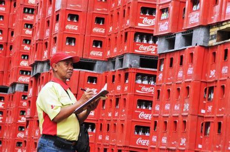 Colla Di Surabaya coca cola operasikan pusat distribusi senilai usd63 juta