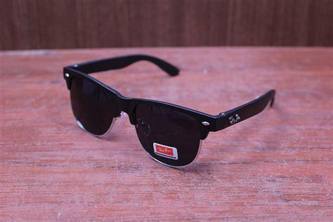 Blackmaster 148 Doff jual kacamata rayban clubmaster black doff razqa store