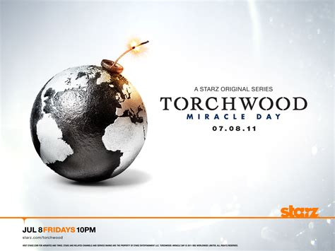 Torchwood Miracle Day Torchwood Miracle Day Torchwood Wallpaper 23273711 Fanpop