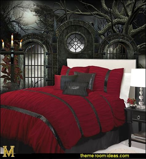 goth bedroom gothic bedroom decorating ideas gothic wall murals room