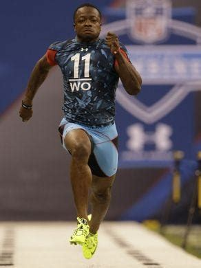 john ross breaks  yard dash record  combine