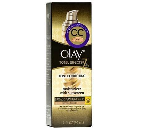 olay total effects tone correcting cc cream olay cc cream total effects tone correcting moisturizer