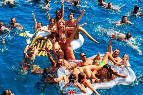 ibiza boat party pictures get tickets for the best ibiza boat party oceanbeat