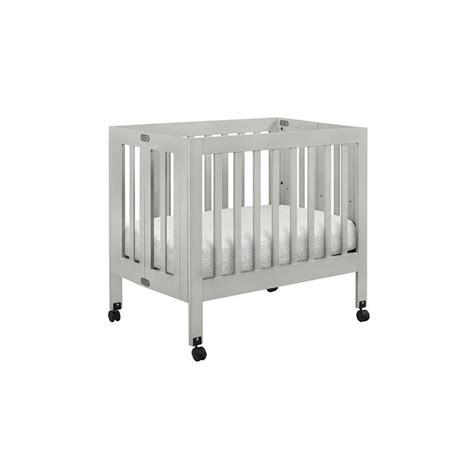 mini crib measurements space saving baby gear babycenter