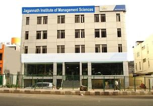 Jamia Hamdard Mba Ranking by Jagannath Institute Of Management Sciences Jims Delhi
