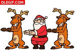 imagenes gif de año nuevo gif feliz navidad y a 241 o nuevo 2016 gif 4587