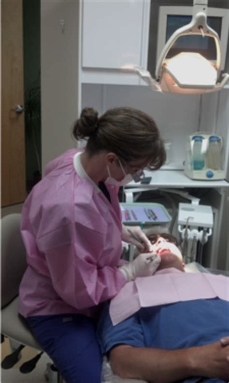 Comfortable Care Dental Health Professionals services