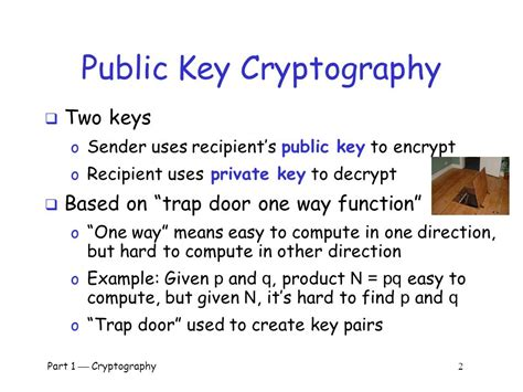 public key encryption chapter 4 public key cryptography ppt video online download