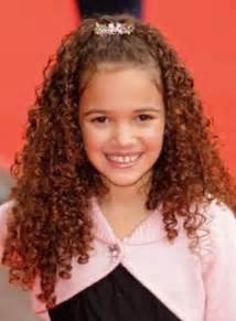 Hair styles for curly hair how to style curly hair for girls