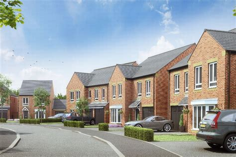 housing development acklam hall housing development new pictures of how 56 home scheme will look