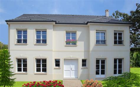 Construire Une Maison 2902 by Construire Une Maison Tres Maison A