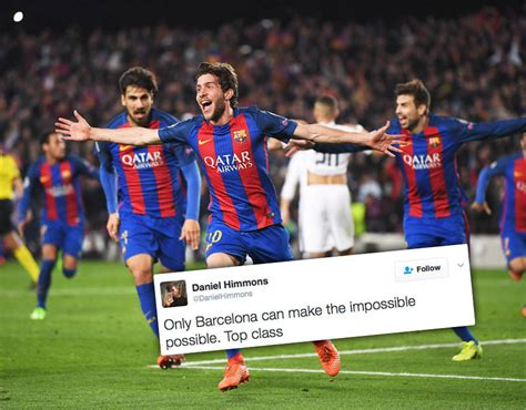 barcelona twitter barcelona v psg unai emery explains what went wrong at