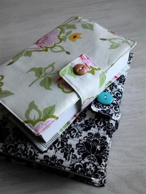 Fabric For Covers by 10 Creative Diy Book Cover Ideas