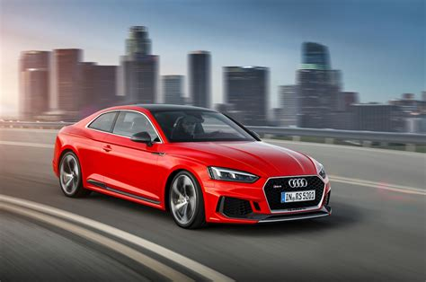 2018 Audi RS 5 Confirmed for U.S., Audi Sport Launches in America Motor Trend