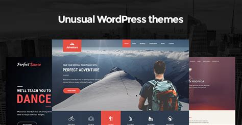 Wordpress Themes Quirky | unusual wordpress themes for those who like unusual kind