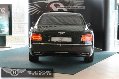 Comfort Spec by 2012 Bentley New Flying Spur Comfort Spec Acc R Car Photo And Specs