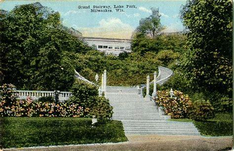 milwaukee parks postcards from milwaukee county wisconsin