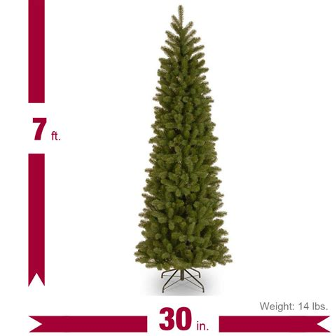 home accents holiday 7 ft feel real downswept douglas