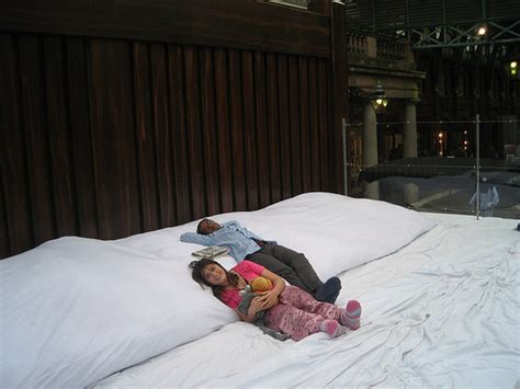 the biggest bed in the world exhi hammersmith join world s biggest bed jump explore
