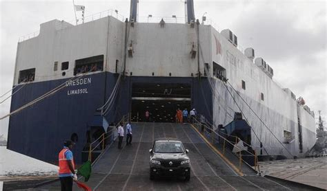Car Shipping Ports by Cochin Port Attracts New Business Through Coastal Shipping