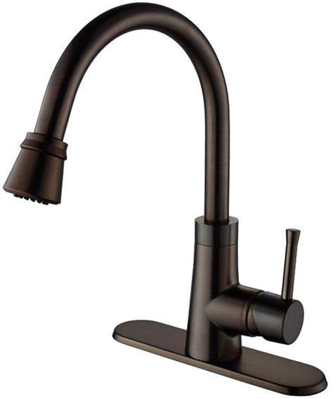 Rohl Pull Out Kitchen Faucet by Kraus Khf20336kpf2220ksd30orb 36 Inch Farmhouse Double
