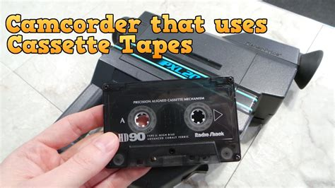 cassette videocamera camcorder that uses cassette the pxl 2000