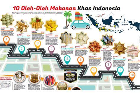 Coklat Oleh Oleh Jakarta 10 oleh oleh makanan khas indonesia paling populer