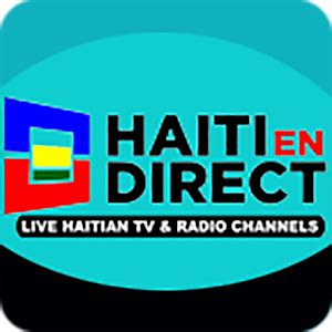 haiti en direct tv android apps on google play