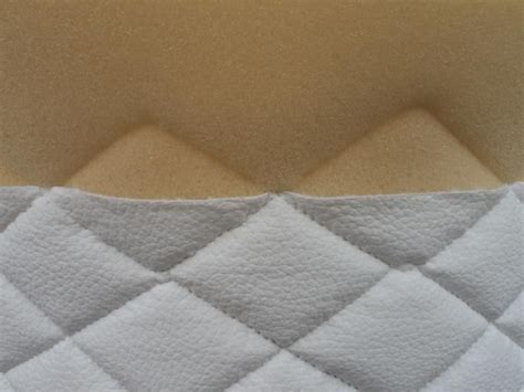 sponge for upholstery vinyl quilted white fabric 3 8 quot foam backing upholstery ebay