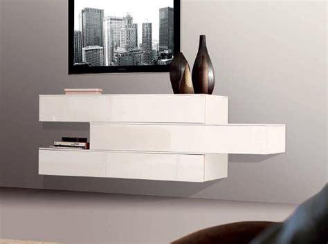 mensole sotto tv cassettiera air fimes idee per la casa