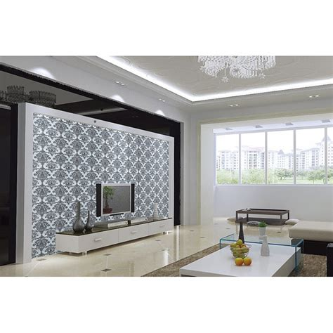 Tile Wall Mural silver glass mosaic tile wall murals backsplash plated