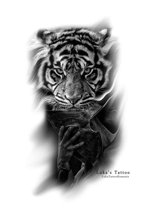25 best ideas about tiger tattoo design on pinterest
