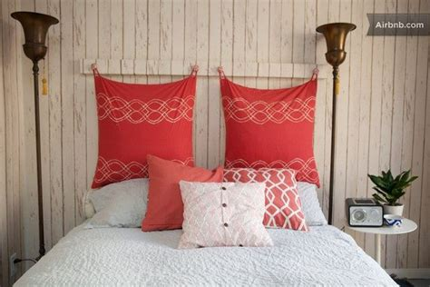 headboard that hangs on wall hang cushion on wall hang cushions on the wall for a