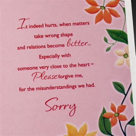 Gifts For Your Wife by Sorry Card To Tell That You Regret Giftsmate