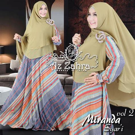 Supplier Baju Miranda Dress Hq 2 supplier baju muslim terbaru