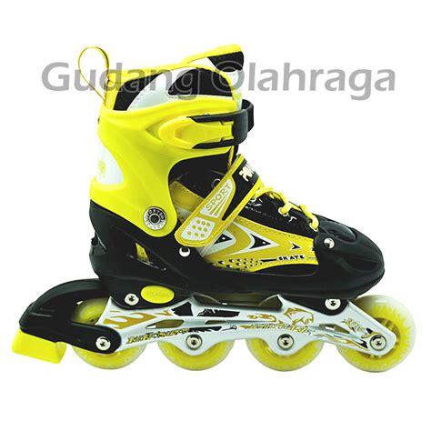 Skate Anak Sepatu Roda 4 Anak jual sepatu roda anak harga grosir inline skate murah