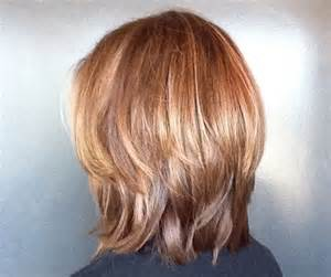 shoulder length layered longer in front hairstyle layered shoulder length like the back but would want