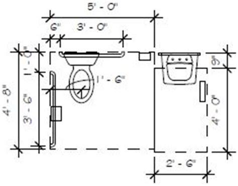 Handicap Requirements For Bathrooms by Ada Compliant Restroom Design