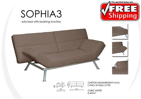 Sofa Bed Murah Malaysia multifunction sofa bed convertible with reclining function