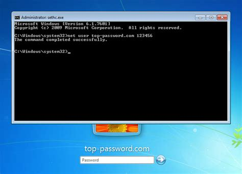 windows vista password reset sticky keys how to reset windows 7 password using sticky keys trick