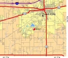 map of plant city florida 33567 zip code plant city florida profile homes