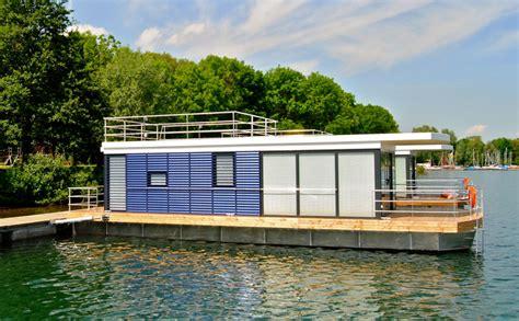 Wohnen Auf Hausboot by Hausboot Kaufen Und Wohnen Auf Dem Hausboot Hausboote Mieten
