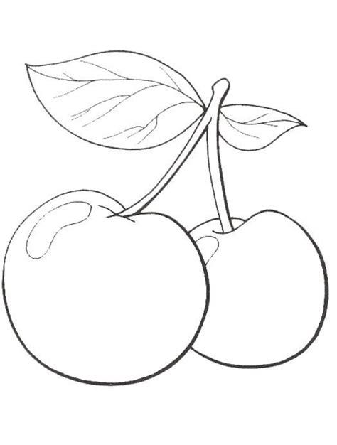 html imagenes agrandar dibujos de frutas para colorear y pintar